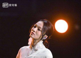 張韶涵在《天賜的聲音》擔任常駐音樂合夥人。(愛奇藝台灣站提供)