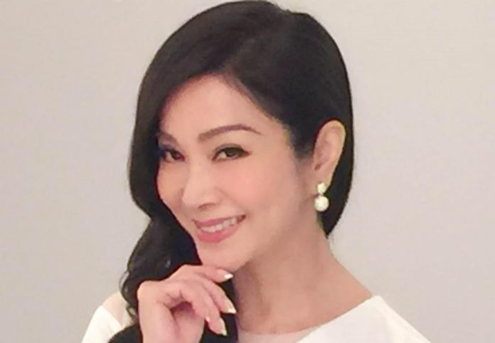 陳美鳳見證辛龍為愛轉變。(摘自臉書)